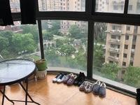 三洋阳光海岸11楼,89.08平方,二室二厅,精装,二年外,双阳台,123.8万