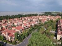 推荐出售,太湖边养老圣地!首创逸景独栋别墅,现房,425.77方,送超大私家花园
