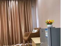 景鸿铭城 40平 单身公寓 精装1700元 家电齐,拎包入住