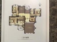 首创逸景独栋别墅,建筑面积546.24方,客厅挑空,赠送500方左右花园,带泳池