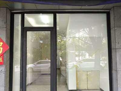骆驼桥小区沿街店面27.34平一开间店面朝西新装修面对湖滨公园回报高报价68万