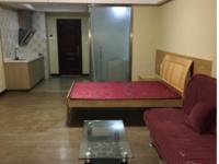 奥园一号 45平 单身公寓 精装1800元 家电齐