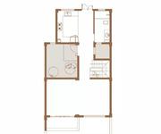 排屋D户型145㎡一层