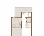 排屋户型145㎡二层