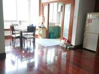 富丽家园一期4楼109.49平,3室2厅精装,三开间朝南,套型好,车库9平无二税