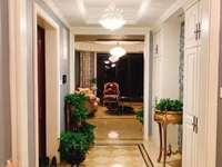 出售。绿城御园4楼。168平 4室2厅2卫。精装修 340万