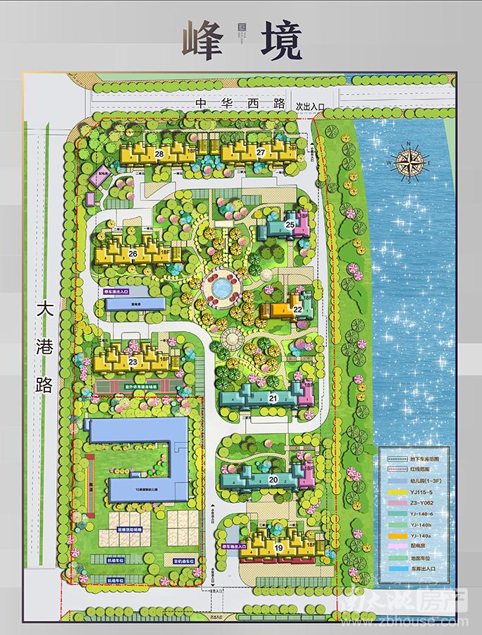 碧桂园·黄金时代交通图