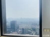 湖州市中心代表性建筑,信业ICC高层景观公寓出租,53方,高档装修,拎包入住