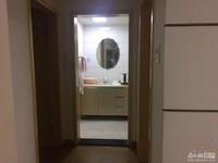 山水华府5楼88.9平方2室2厅1卫精装修南北通透带车位170万满2年