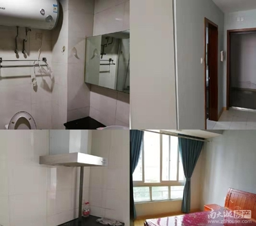 明都二期4楼,47平方,精装,一室一厅,单身公寓,44.6万,二年外