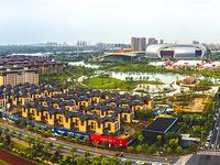 仁皇正中心,花园洋房前面排屋,限价楼盘大面积高品质楼盘,宜居好房子