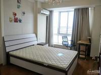 春江名城 63.8平 两室一厅 精装2500元 家具家电齐全
