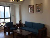 凤凰城 90平 两室两厅 精装3400元 家具家电齐全