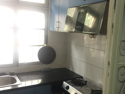 吉山二村1楼带院子良装2室1厅2台空调另外家电家具齐全