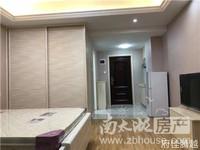 景鸿铭城单身公寓42.76平58.8万还有2个月满2年 精装修 现在还在出租中
