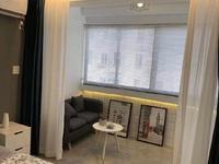 出售凤凰二村精装修公寓,1室1厅,拎包即住,房东包营业税,看房方便