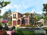 太湖旅游度假区,首创逸景一线湖景别墅,产证425方,带汽车库,超大花园近200方