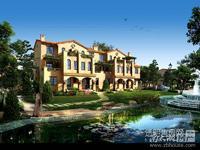 湖州富人区!南太湖唯一在售独栋别墅群,首创逸景别墅,建筑面积518方,860万