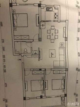 出售和盛家园 18年底新装 三阳台