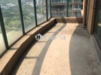 爱山、五中学区房,金色水岸高层景观房,78方,超大景观阳台,小区中间位置,视野好