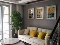 骏明国际2.5室2厅2卫 实际面积140平 豪装
