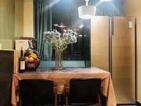486,骏明国际18楼,二室两厅,LOFT结构,豪华装修,家电齐