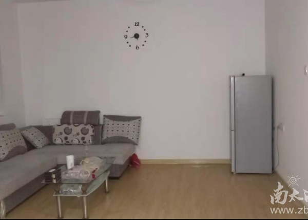诺德上湖城 82平 两室一厅 精装2200元 家电齐 拎包入住