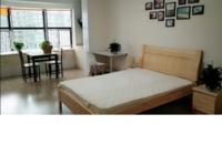 金色水岸 50平 单身公寓 精装2100元 家具家电齐全
