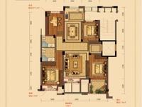 出售赞成名仕府楼王洋房,4室2厅2卫,赠送22平,车位另售,看房预约