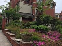 C359出租诺德上湖城排屋335平带超大地下室门口可停4辆车带大花园5600元