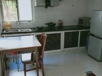 吉山小区1楼带院子,50平方,一室一厅,良装,院子做了厨房,家电齐全