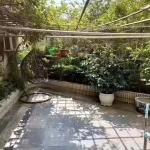 出售金泉花园 车库上1楼 二室二厅 良装 新家电 带50平花园 10平阳光房