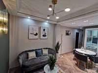F637湖东小区一室半二厅欧式精装修