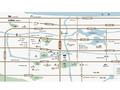 奥园·湖山府交通图