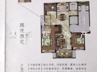 出售:祥生郡悦洋房黄金楼层,111平,四室两厅,180万带车位,带储藏室