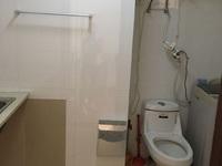 2869 汇豪名都10楼 42平简装单身公寓 空调 热水器 洗衣机