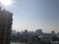 市中心星海名城高层16楼,125.44方,三房两厅一卫,双阳台,140万,有钥匙