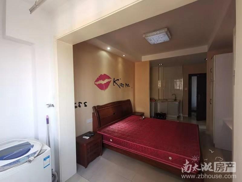 出租巴黎春天1室1厅1卫32平米1480元/月住宅
