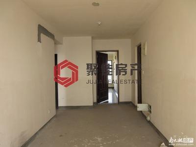 西西那堤19楼86平方两室两厅全新毛坯 满两年 有钥匙