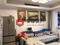 诺德上湖城7楼,二室二厅,精装修,满二年,看房方便,手机微信同号