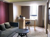 出售:奥园壹号爱山五中双学区酒店合约房,62平,两室一厅,高层,80万