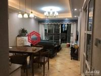 湖东府85.5平方三室两厅居家精装 实用面积100平方 车位另售18.8万
