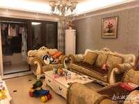 出售:西西那堤高层,三楼,东边套,123平三室两厅,豪华装修,138万