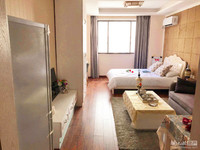 市中心精装修公寓 环境好 市中心板块 浙北广场 银泰城边上!
