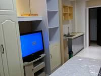巴黎春天朝南单身公寓12楼30平精装40.8万满2年家电家具齐全