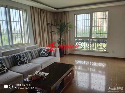 富丽家园 较好装三室二厅户型好河景房