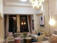 吴兴区政府旁,买一层送一层精装修Loft公寓,总价35万,带租金2800以租养贷