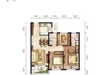 保利堂悦 100平方三室两厅两卫 首付四十万