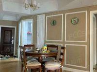汎港润园15楼3室2厅精装。满2年