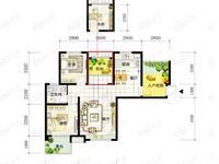首创悦府 3室2厅1卫 南北通透 带入户花园 东边套 景观房